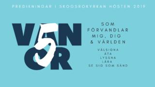 5 Vanor – Introduktion
